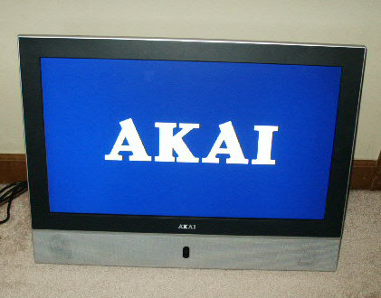 Not The Entire Board Akai LCT3785TA Repair Kit LCD TV Capacitors