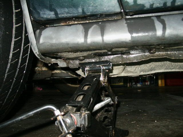 Fuel Filter Replacement On A 1996 Saturn Sl2