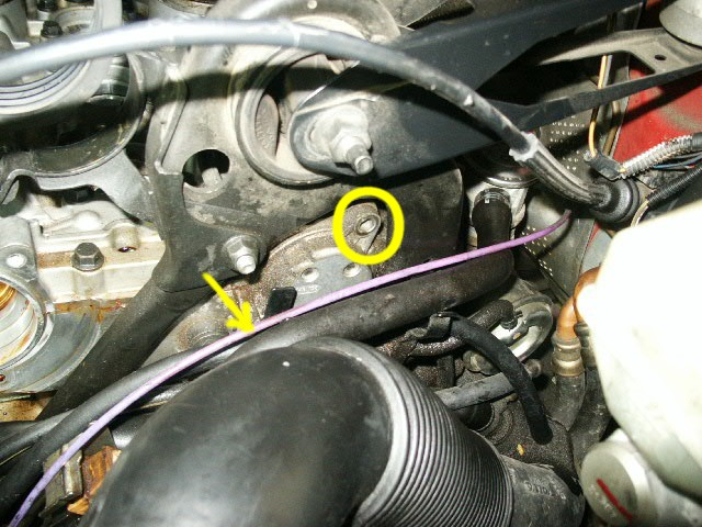 image lowerraddisconnect viewtopic replacing coolant pics the in forums radiator volvo hoses
