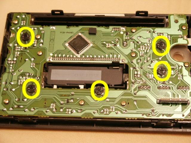 Radio Light Bulb Replacement Instructions - SC-815, SC-816
